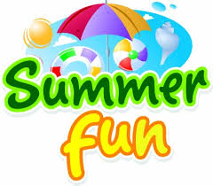 Image result for fun in the sun clipart
