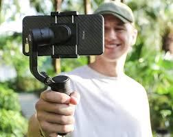 Обзор стабилизатора <b>Feiyu</b> Vlog <b>Pocket</b>