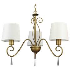 <b>Подвесная люстра Arte Lamp</b> Carolina A9239LM-3BR