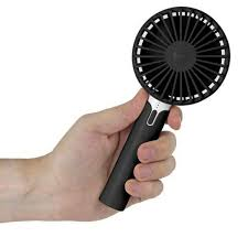 Pifco Portable <b>USB Rechargeable Mini</b> Fan | Morris Mica