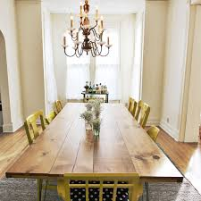 diy dining room table by a beautiful mess beautiful dining room furniture