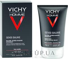 <b>Vichy</b> Homme Sensi-Baume <b>After</b>-Shave Balm - <b>Бальзам после</b> ...