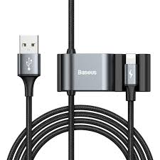 Cell phone cables | <b>Baseus</b> Special <b>Data</b> Cable for Backseat USB to ...