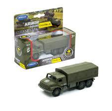 Купить <b>welly</b> 99194 Велли <b>Военный автомобиль</b>, цены в Москве ...