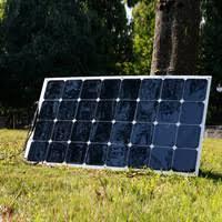 <b>Flexible</b> Solar Panel