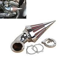 Best value <b>Motorcycle Spike Air Cleaner</b> Intake Filter – Great deals ...