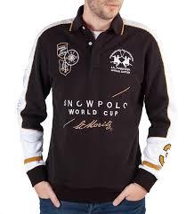 <b>La Martina</b> ® Sweatshirt St. Moritz - Stateshop Fashion