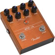 Процессоры <b>эффектов</b> и <b>педали</b> для гитары <b>FENDER</b> - купить в ...