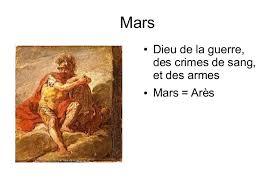 """Résultat de recherche d'images pour """"mars dieu"""""""