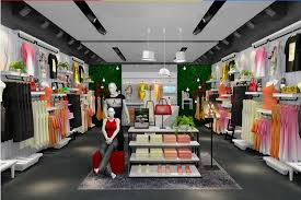 rak display toko tas: Toko online sepatu toko furniture display toko mdf showcase