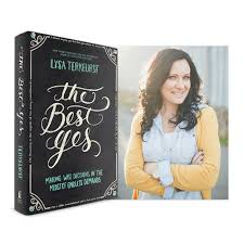 <b>Time</b> Assessment Tool | The Best <b>Yes</b> by Lysa TerKeurst