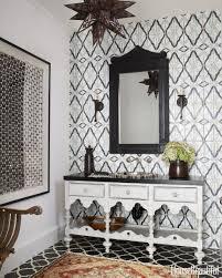 box wall decor powder room