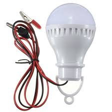 High Quality E27 5W 6000K <b>LED Bulbs</b> Lamp Home <b>Camping</b> ...