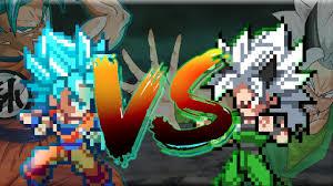 <b>Goku</b> Vs Zaiko(Sprite <b>Animation</b>) - YouTube