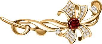 <b>Броши Aquamarine 7150803A-S-G-A</b>, Подарки, Сувениры, Цветы ...