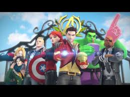 MARVEL Avengers Academy - Android Apps on Google Play