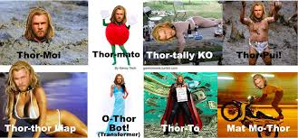 Ken Eat, Ken Drink • Since various Thor meme is trending on ... via Relatably.com