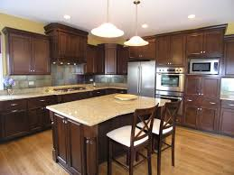 kitchen cabinets with granite countertops:  images about kitchen  on pinterest granite tops dark walnut floors and espresso kitchen cabinets