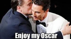 Netizens can't get over 'Poor Leo' and his 'Oscar' | Inquirer ... via Relatably.com