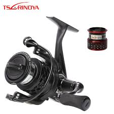 Tsurinoya Spinning <b>Fishing Reel</b> 5.2:1/12BB Moulinet Peche ...
