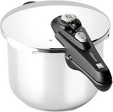 Braisogona <b>Vitesse</b> Stainless Steel Pressure Cooker, 9 L: Amazon ...