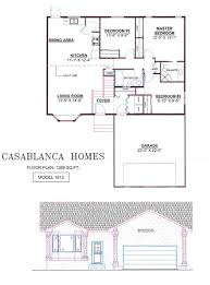Casablanca Homes   House PlansFeatures