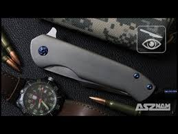 Обзор <b>ножа Kizer</b> Kane (дизайн - Matt Degnan) - YouTube