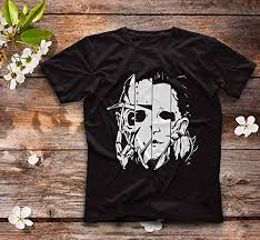 Funny Halloween Face Freddy Krueger Jason ... - Amazon.com