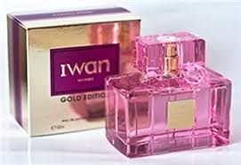 <b>Iwan Women</b> Gold Edition <b>Perfume</b> 3.4 Fl Oz EDP By <b>Glenn Perri</b> by ...