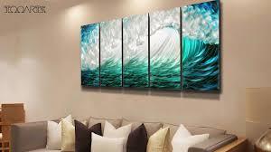 Tooarts Running Horse <b>Modern Painting</b> Wall <b>Art Home Decoration</b> ...