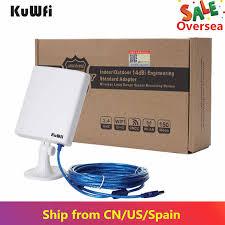 <b>KuWFi</b> 300mbps <b>Wireless Router</b>+High Gain <b>Wifi</b> USB Adapter ...