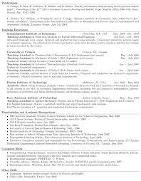 curriculum vitae curriculum vitae mit last updated 07 2012