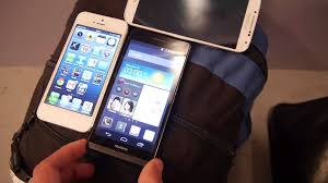 Huawei Ascend P6 vs. Apple iPhone 5 Comparison - YouTube