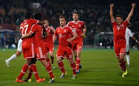 Bayern München vs Raja Casablanca