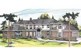 Tudor House Plans   Tudor Home Plans   Tudor Style House Plans    Tudor House Plan   Cheshire     Front Elevation