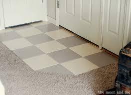 ceramic tile for bathroom floors: friday august   entryfloorpaint friday august