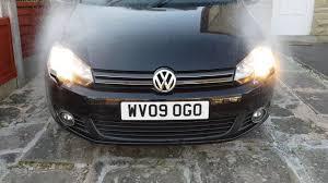How To <b>Use</b> Headlight Washer On <b>VW Golf</b> MK6/MK7 - YouTube