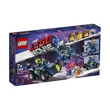 <b>LEGO Movie</b> 2 Rex's Rex-treme Offroader! - <b>70826</b>   Kmart