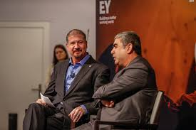 do uncertain times need certainty of purpose global mark a weinberger