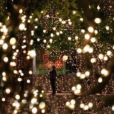 <b>10M Led String</b> Light Outdoor Big Ball <b>Garland</b> Wedding Light Fairy ...