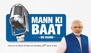 Image result for mann ki baat