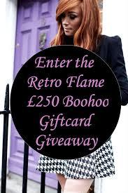 GIVEAWAY: £250 Boohoo Giftcard |