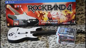 Обзор Rockband 4 с <b>гитарой</b> на PS4 - YouTube