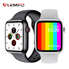<b>LEMFO</b> W46 Smart Watch Men IP68 Waterproof Wireless Charger ...