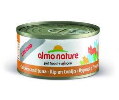 <b>Almo Nature консервы</b> для кошек <b>Legend</b> с курицей и тунцом ...