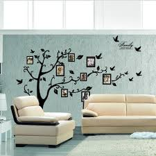 tree wall decal reading room decor