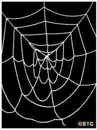 (<b>Black</b>) - Halloween Spider Web <b>Decoration</b> Prop