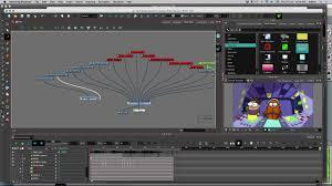 How to <b>mask</b> / use 'Cutter' node in Toon Boom <b>Harmony</b> Premium 14 ...