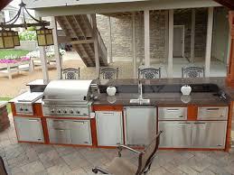 Countertop For Outdoor Kitchen Outdoor Kitchen Stone Countertops Cd Granite