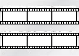 professional of film storyboard template for easy to present professional of film storyboard template for easy to present the process of story stock vector